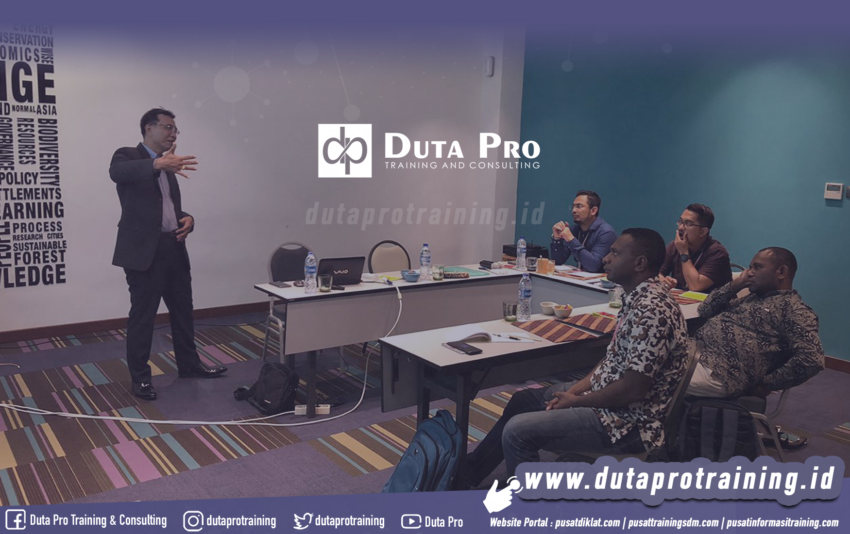 Duta Pro Training Galeri Website