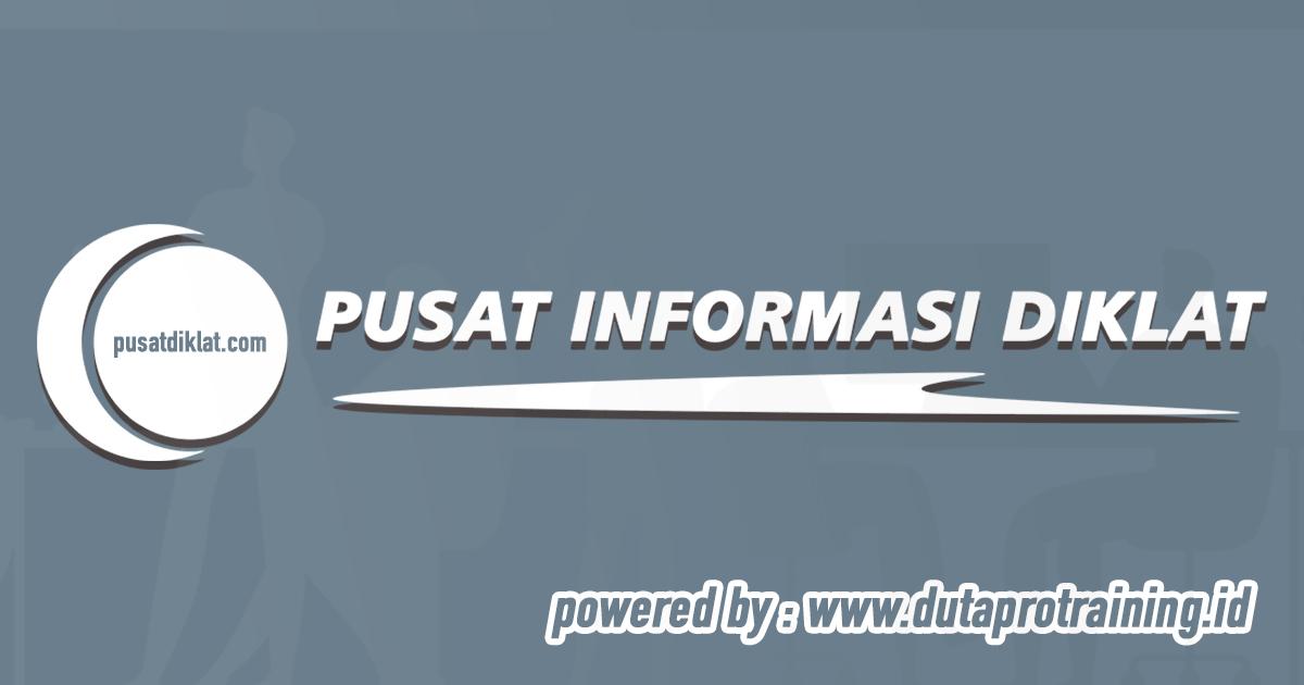 Pusat Informasi Diklat di Indonesia