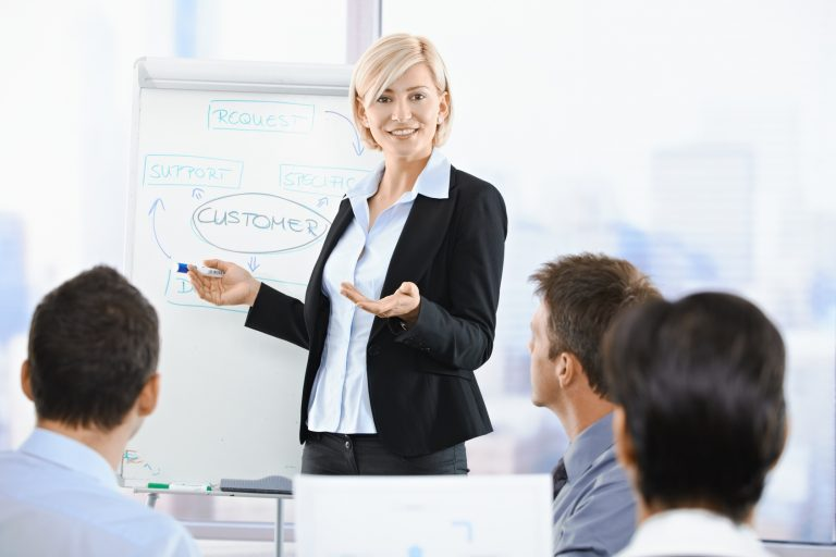Training Coaching Skills for Leaders